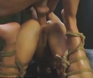 Big Cock And Fetish Anal Sex For Kinky Latina