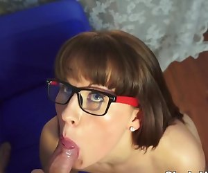Smart chick fucked dirty