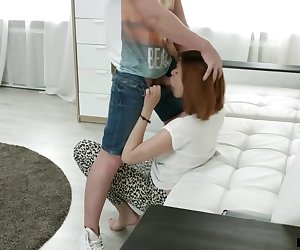Girlfriend fucked for spying
