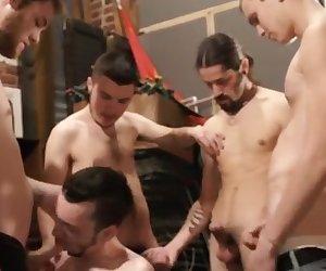 Rowdy McBeal, Lance Bennett, Josh Myers and Sebastain Hart