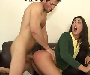 Student's kinky punishment