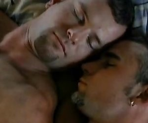 Hot Gay Cubs Threesome Sex