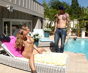 Seducing the Pool guy