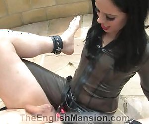 peggingtgp Mistress Tiffany pegging slave
