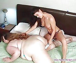 Working that big ass