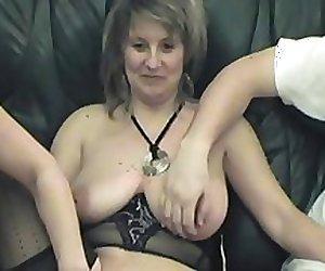 Christina Gang-Bang Nantais