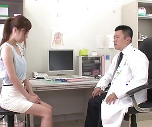 An a lab a guy fucks his remarkably hot Asian lab assistant