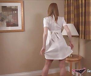 Teen redheads black panty fantasy