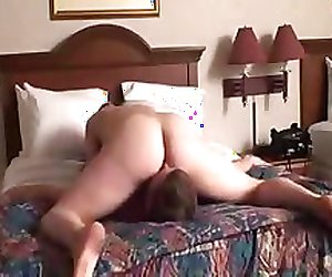 Facesitting orgasm