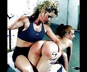 Women Spanking Women Photo Slide-Show 1