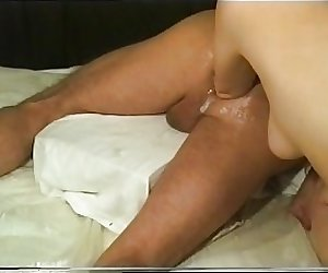 hubby and wife both get fisted in ass