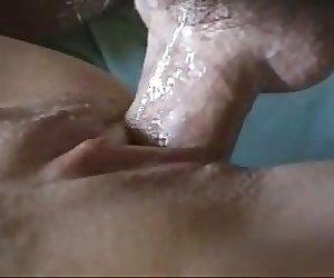 Nylon Panty Play