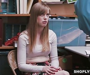 ShopLyfter - Teen Stripdowns and Fucks Loss Prevention Offic
