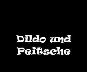 Spanking and Dildo