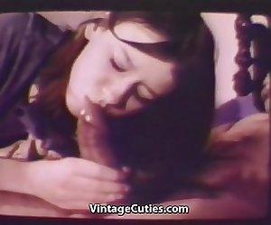 Indian Man Fucks Young White Teen Girl (1960s Vintage)