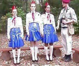 sex cadets