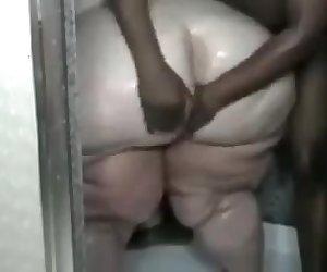Ssbbw fucking bigass  phat chubby booty pawg gorda culona