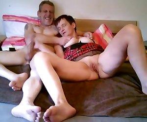 Rd bitch geiler harter sonntagsfick mit meinem mann