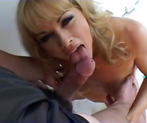 Crazy pornstar Shayla Laveaux in best deep throat, facial xxx video
