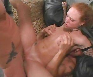 Hottest pornstar Audrey Hollander in fabulous big tits, cumshots sex video