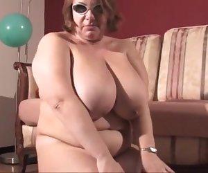 Julia busty mature